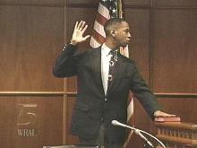 Mays Takes the Stand in His Own Defense