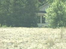 Kersey wanted to be buried near this rented house where he lived for the past 30 years. (WRAL-TV5 News)