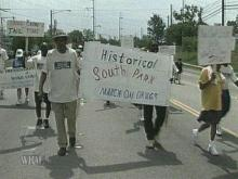 Raleigh Residents Stage Anti-Crime March
