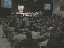 North Carolina Methodists met in conferences all over North Carolina this past weekend. (WRAL-TV5 News)