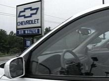 Raleigh Car Dealers Feel Effects From GM Strike