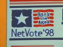 NetVote '98 Aims to Register Voters of All Ages