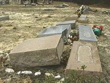 Cemetery Vandals Have Their Day in Wake Co. Court