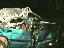 Five teens were injured in an accident in western Johnston County Saturday night. Police say alcohol was a factor. (WRAL-TV5 News)