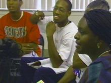 Triangle African-Americans Learning About AIDS