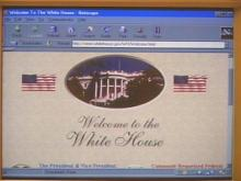 Internet Holds Promise for Politics