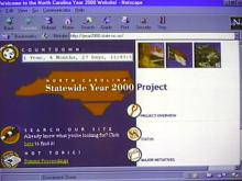 North Carolina Readies to Battle Year 2000 Bug