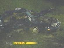 One Dead, 11 Injured in Collision