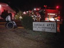 Man Dies After West Raleigh Apartment Fire