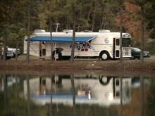Search for Human Bones Continues in Rocky Mount Pond