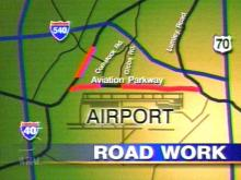 Aviation Parkway Closes This Weekend