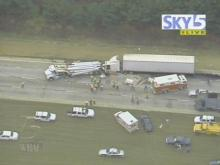 One Man Killed in I-40 Accident, Lanes Reopened