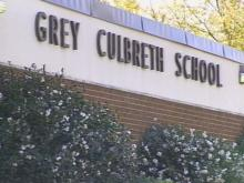 Several students and a teacher at Culbreth Middle School were injured Weddnesday, after a glass beaker exploded in a science lab.(WRAL-TV5 News)