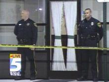 Armed Robbery Leaves Restaurant Worker Shot