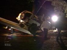 Ismael Gonzalez lost his life when this vehicle hit a tree(WRAL-TV5 News)