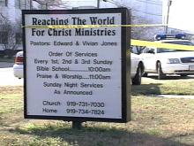 Investigators Call Church Fire Suspicious