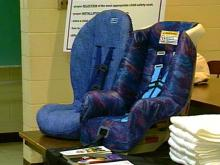 Wake Tech, State Troopers Offer Child Safety Seat Training Classes