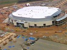 Arena Authority Rejects Request for More Time, Money