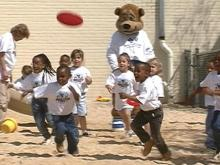 New Program Aiming for More Active Kids