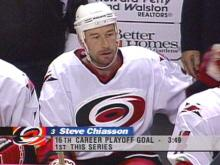 Chiasson's Blood Alcohol Level 3 Times the Legal Limit