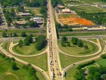 Beltline Accident Slams Lunchtime Traffic