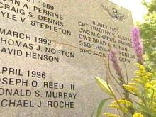 Fallen 82nd Airborne Soldiers Honored by Memorial