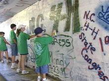 4-H Members Leave their Mark on the Triangle