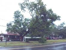 Severe Weather Causes Power Outage