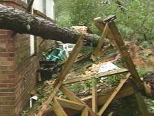 Hurricane Fran hit the the Triangle in September 1996 leaving destruction in its path. Emergency management authorities say even residents in the Triangle should be prepared for hurricanes.(WRAL-TV5 News)