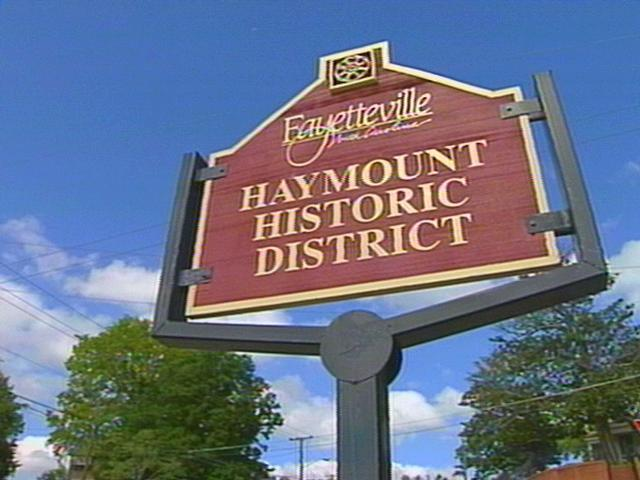 Folks in Fayetteville Are Fickle About Neighborhood's Name