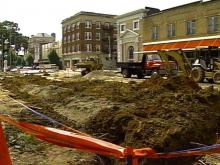 Wilson Renovations Rip Apart Downtown
