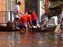 Wilson Residents Say It's Like Living on an Island