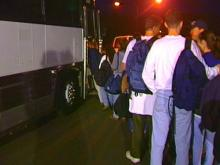 UNC Students Head East for Fall Break