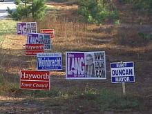 Cary Candidates Share Ideas on Tackling Growth