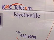 KMC Telecom Builds Fiber Optic Bridge to New Business for Fayetteville