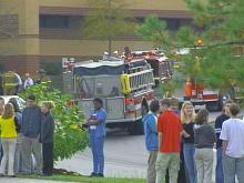 Chemical Experiment Sends Several Raleigh Students, Teachers to Hospital