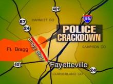 Fayetteville Police Team Up With Other Agencies To Crack Down on Fast Drivers