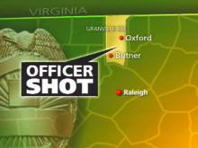 Granville County Officer Shot