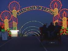 Watch Walnut Creek Amphitheatre Light Up For The Holidays