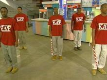 Nine fraternities and sororities will be competing in a regional step show at Dorton Arena Friday night.(WRAL-TV5 News)
