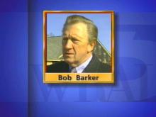 Fuquay-Varina's mayor Bob Barker hopes to hang on to his job.(WRAL-TV5 News)