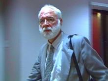 A jury has found retired Cary physician Wallace Evans liable.(WRAL-TV5 News)