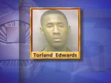 Torland Edwards, a Fort Bragg soldier, has been charged with severely beating his 3-month-old daughter.(WRAL-TV5 News)