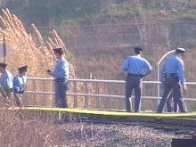 A man in his 60's was found dead Saturday along some railroad tracks off of Cabarrus Street. Police are treating the investigation as a homicide.(WRAL-TV5 News)