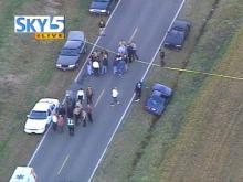 Multi-County Chase Ends Near Roxboro