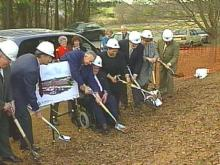Groundbreaking Takes 'Place' For Raleigh Rehabilitation Center