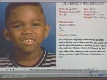 C. J. Wilkerson has been missing for six weeks.(WRAL-TV5 News)