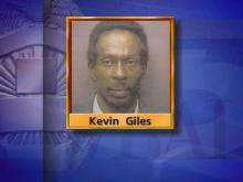 Police have charged Kevin Giles with 15 counts of cruelty to animals.(WRAL-TV5 News)