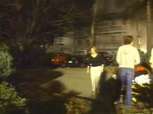 Fire Damages Durham Apartments