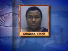 Police say Johanna Finch confessed to setting the fire that killed her mother.(WRAL-TV5 News)